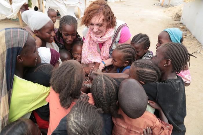 UNICEF Ελλάδας Σοφία Τζιτζίκου